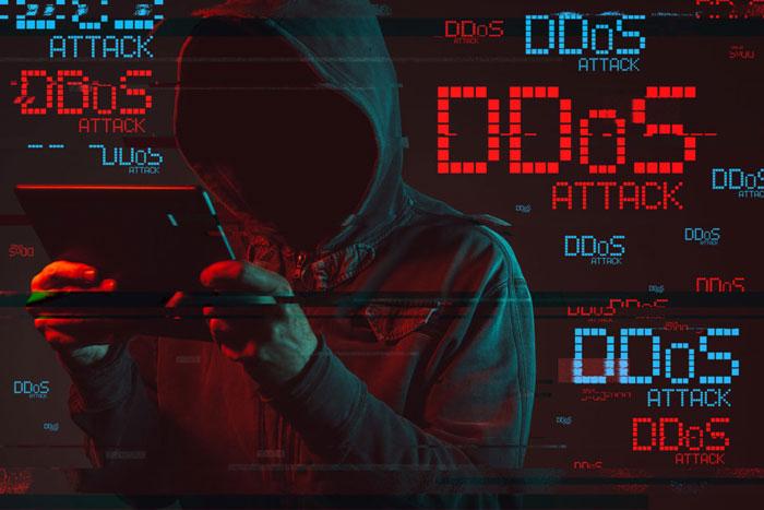 آموزش حمله دیداس (DDOS) با ابزار Hammer