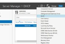 تصویر آموزش کانفیگ و تنظیم DHCP Server در ویندوز سرور ۲۰۱۹ و ۲۰۱۶ و ۲۰۱۲