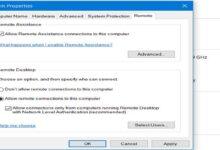 تصویر آموزش فعال سازی دسترسی RDP در ویندوز سرور ۲۰۱۹