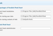 تصویر آموزش نصب پلسک روی ویندوز سرور و لینوکس