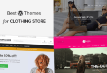 تصویر ۲۱ Best Clothing Store WordPress Themes