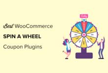 تصویر ۵ بهترین افزونه کوپن چرخش چرخ WooCommerce (مقایسه شده)