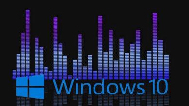 تصویر آموزش تصویری تنظیم صدا در ویندوز ۱۰