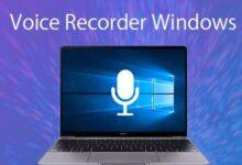 تصویر آموزش ضبط صدا با ابزار های آماده Game bar و Voice Recorder در ویندوز ۱۰