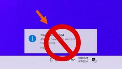 تصویر آموزش حذف نوتیفیکیشن در ویندوز ۱۰