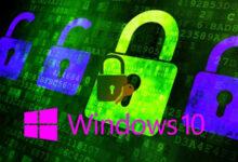 تصویر آموزش گذاشتن پسورد برای ویندوز ۱۰ و نحوه فعال سازی رمز برای ورود در کامپیوتر و لپ تاپ