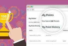 تصویر افزونه امتیاز و پاداش Points and Rewards ووکامرس نسخه ۴٫۱٫۱